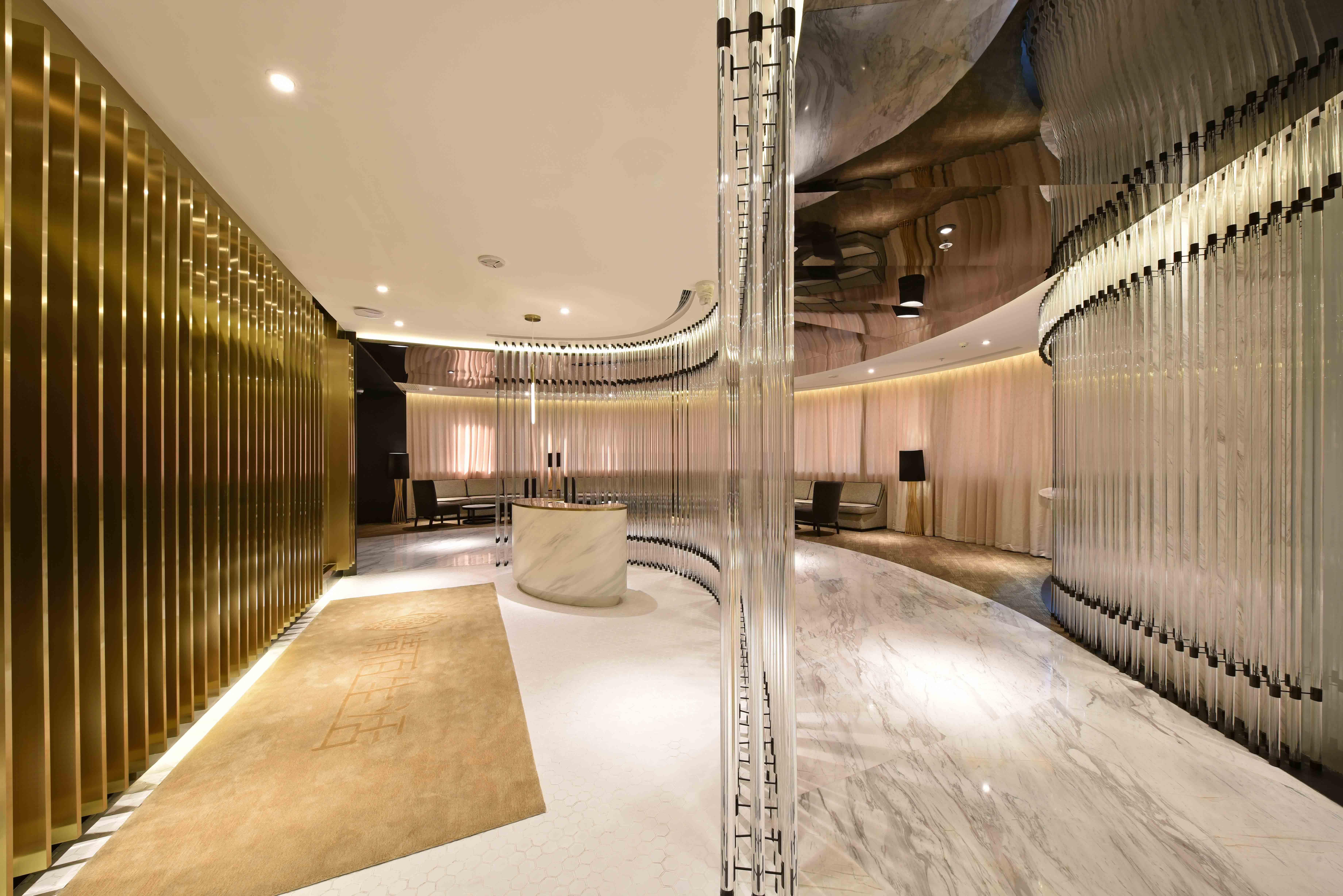 VIP Lift Lobby