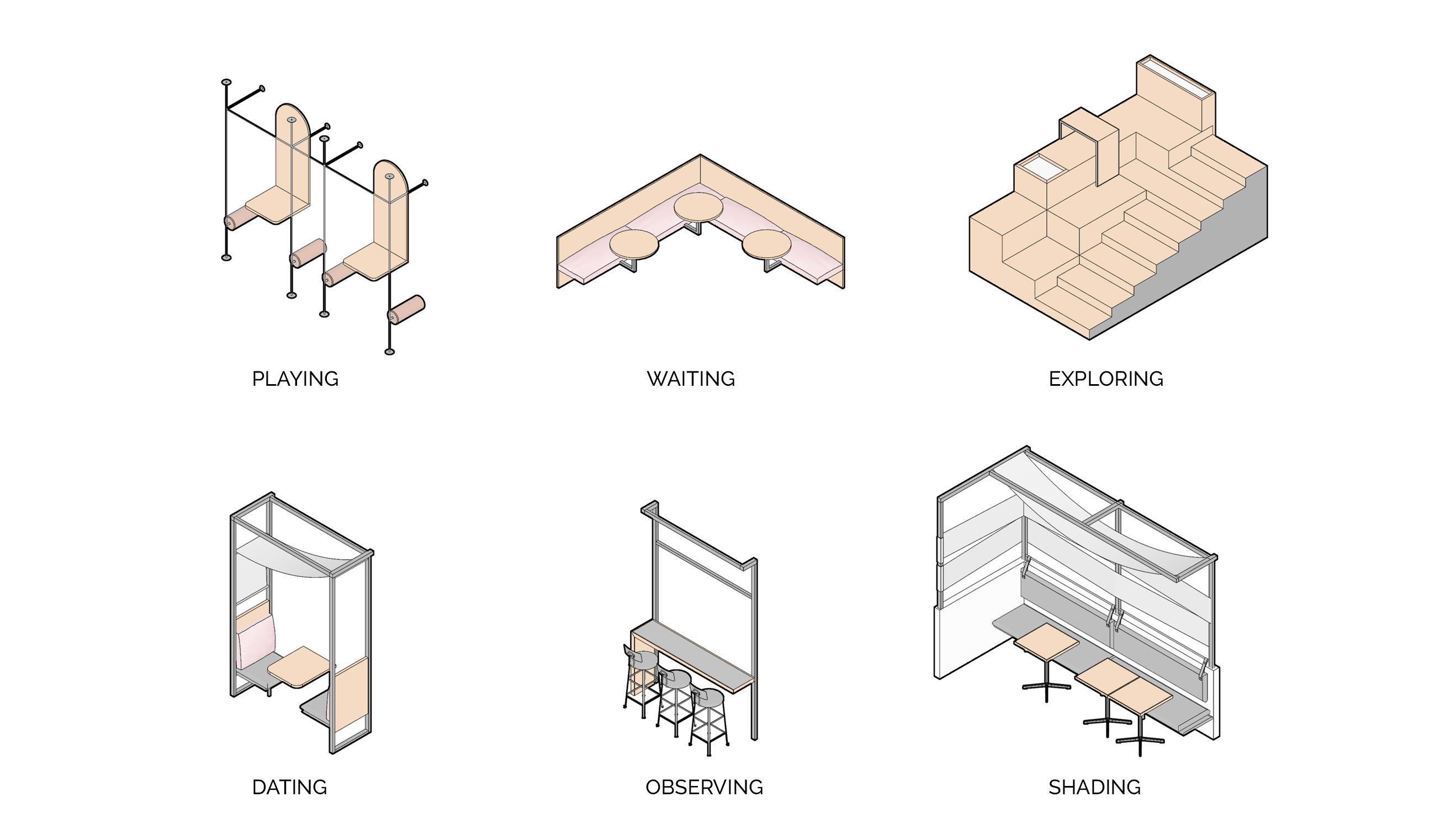 KFC_Hz_Seating Typology
